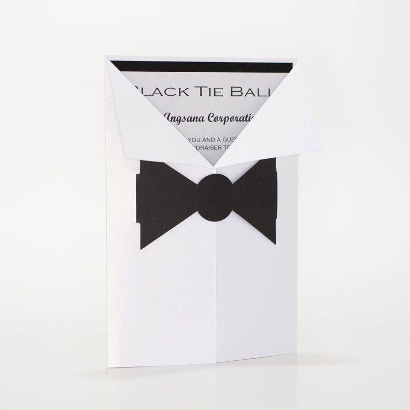 Black Tie Wedding Invitation Wording: Black Tie Wedding Invitations - Google Search