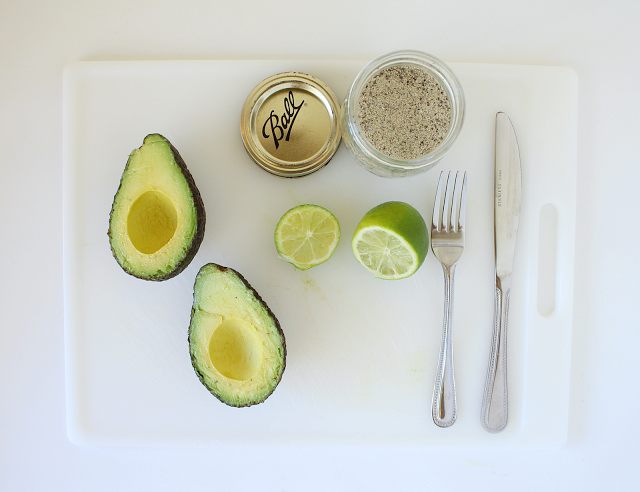 Just Beccause : The Easiest Guacamole Recipe Ever