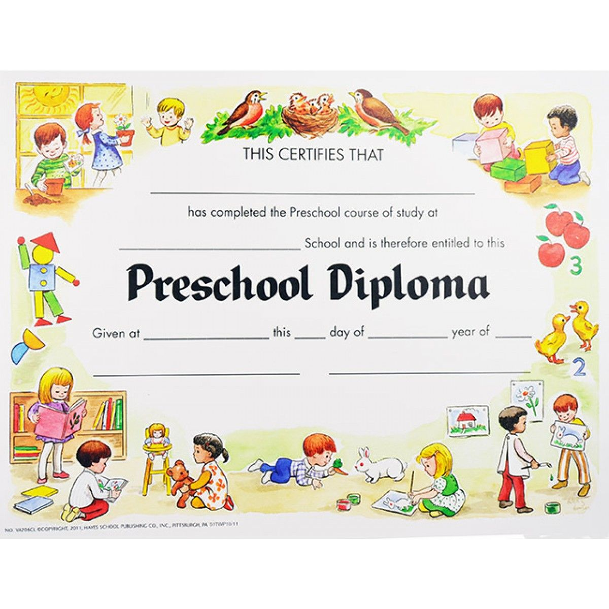 printable preschool diploma  Preschool Diploma | School | Pinterest | School, Game resources ...