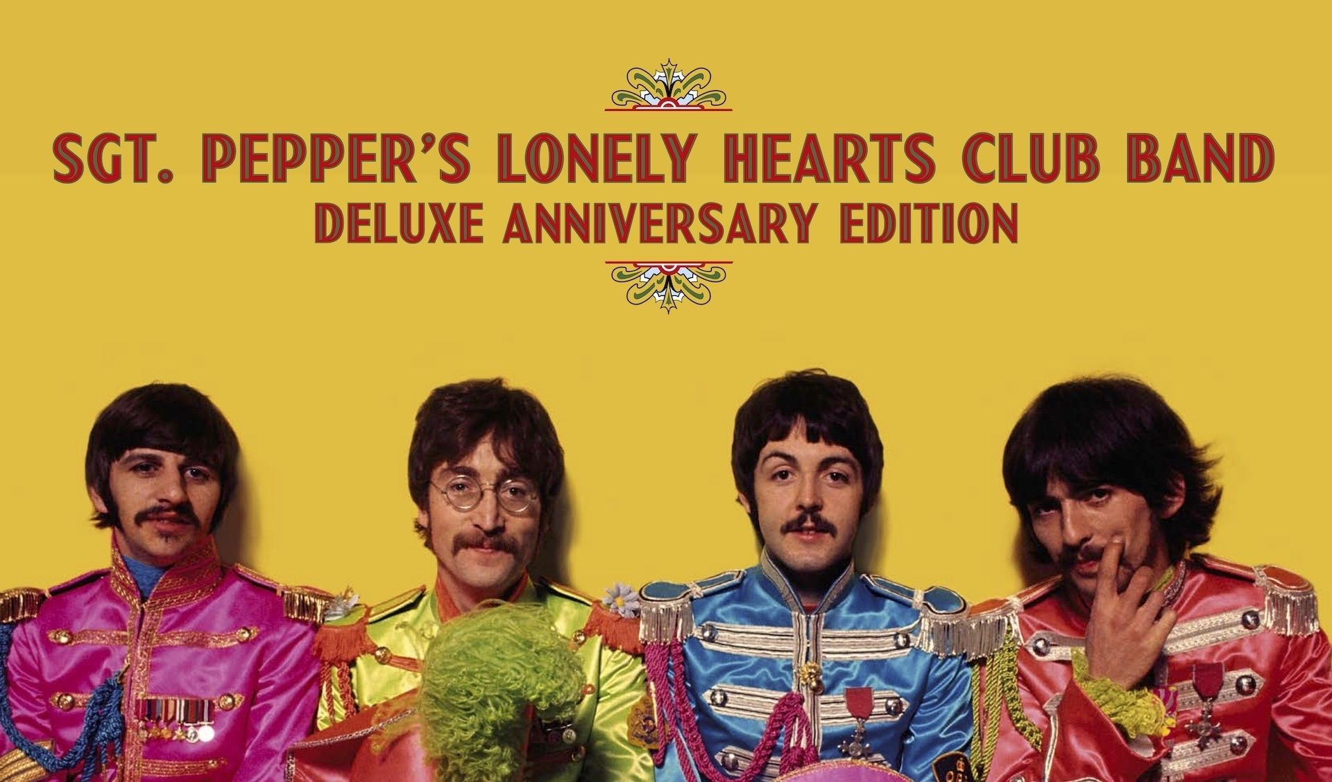 The Definitive Sgt Pepper S In High Resolution Sergeant Lonely Heart Beatles Albums