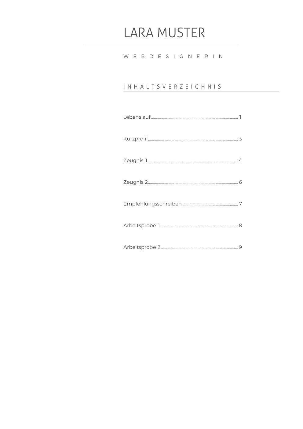 Premium Bewerbungsmuster 10 Lebenslaufdesigns De Empfehlungsschreiben Lebenslauf Bewerbung Muster