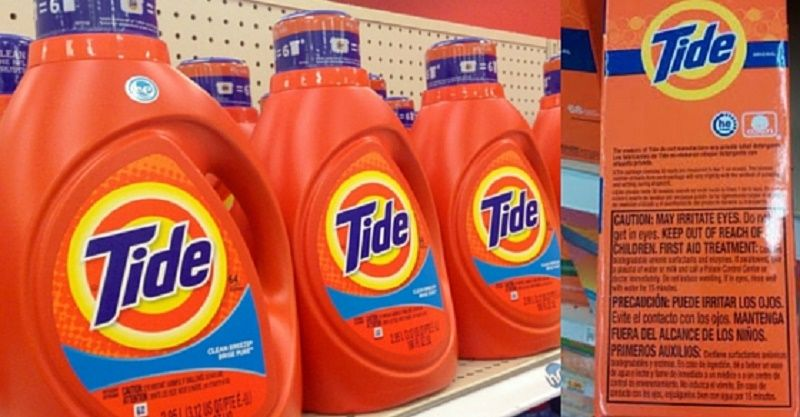 Here S Why You Should Avoid Toxic Tide Laundry Detergent Like The