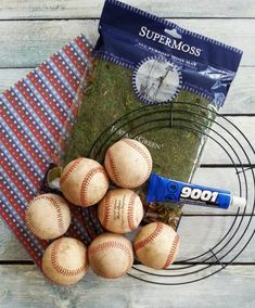Photo of How To Make a Baseball Wreath For Your Front Door – Sippy Cup Mom