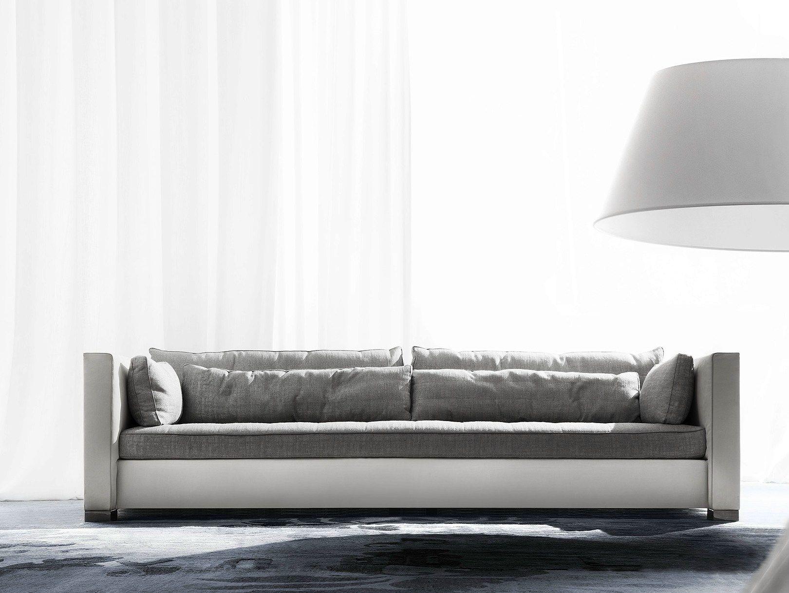 Fabric sofa ALCHIMIA by ERBA ITALIA design Giorgio Soressi