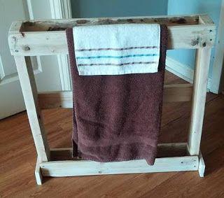 Quilt Rack Made From Pallets Quilt Rack Blanket Rack Scrap