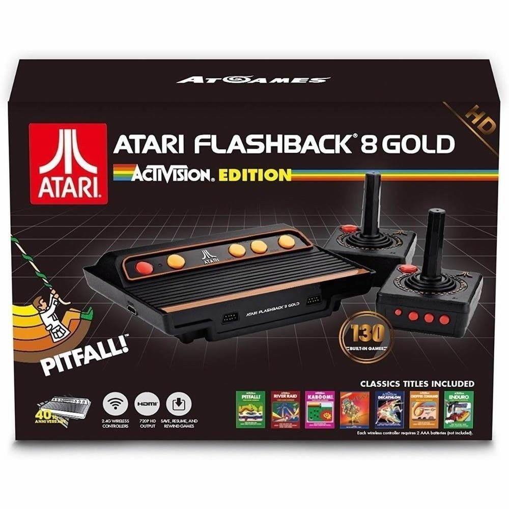 Atari Flashback 8 Black Console Egaming Forums Pinterest