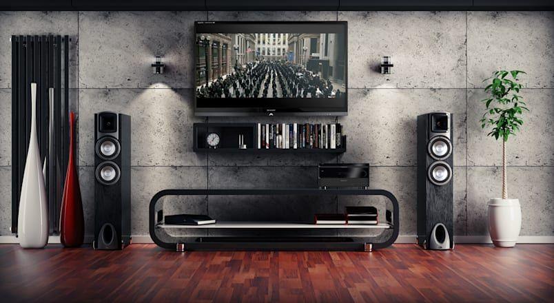 Loft design system deutschland wandfarbe und gestaltung lichtspiele - 3d wandpaneele betonoptik ...