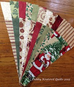 Sew in Love {with Fabric}: Christmas in July: Tree Skirt #holidaysinjuly