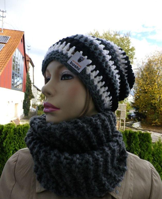 Gehäkelte Beanie Myboshi Stylenr5 Crochet Hat Addiction