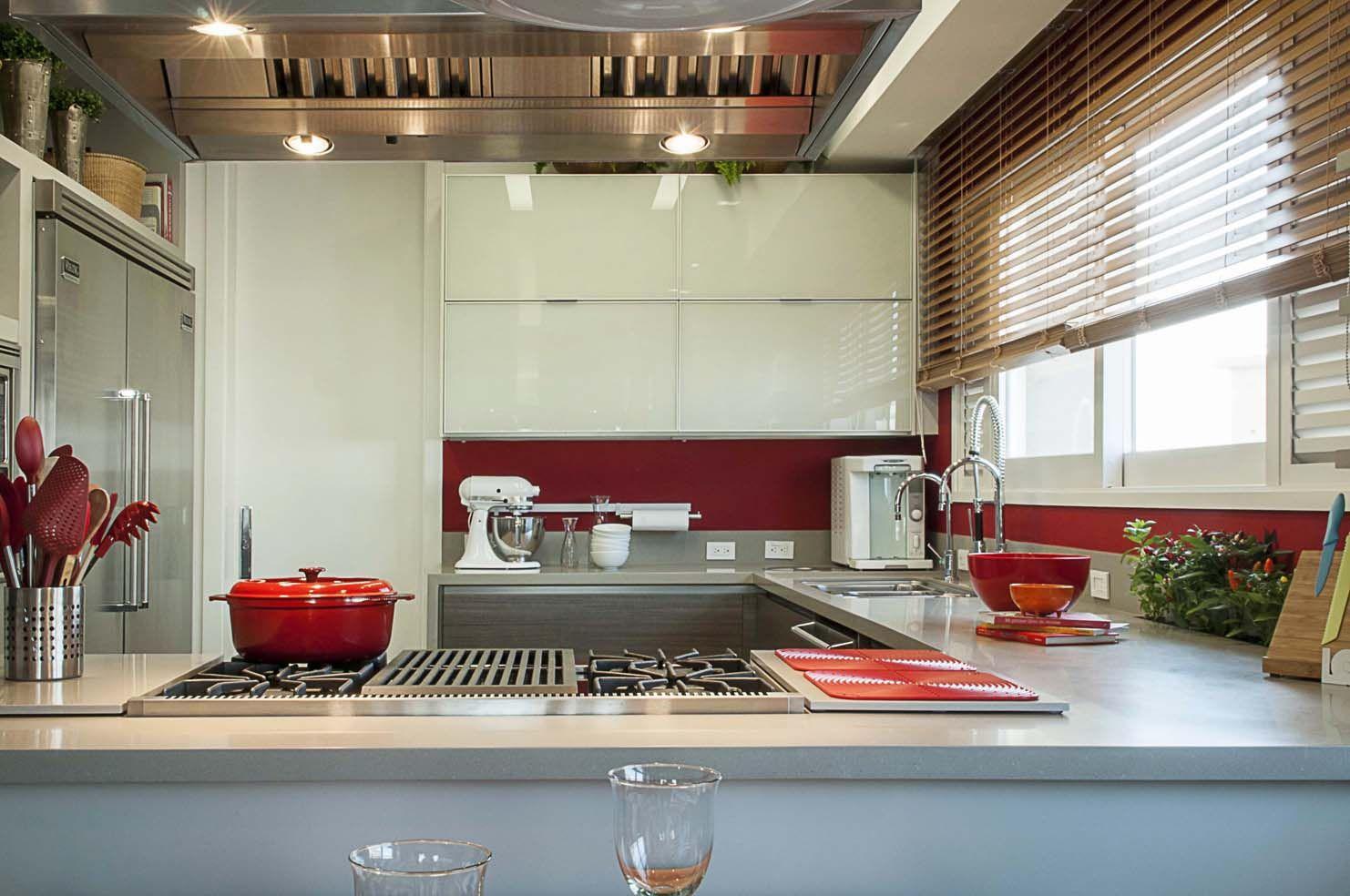 Cozinha Semi Industrial Pequena Pesquisa Google Design Cozinha