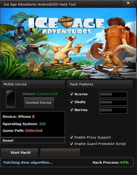 ice age adventures windows 10 hack