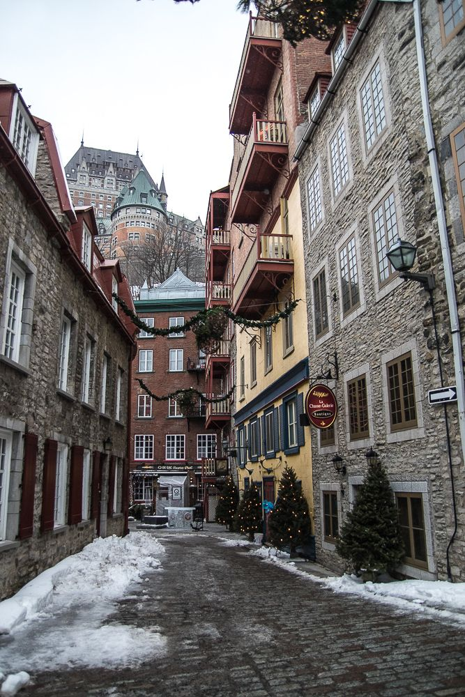 10 Reasons You Should Travel to Quebec City This Winter - Casual Travelist