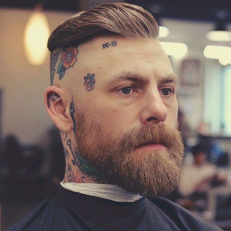 Blackfishbryhigh Bald Fade And Medium Hair Hair Pinterest - Bald hairstyle 2016