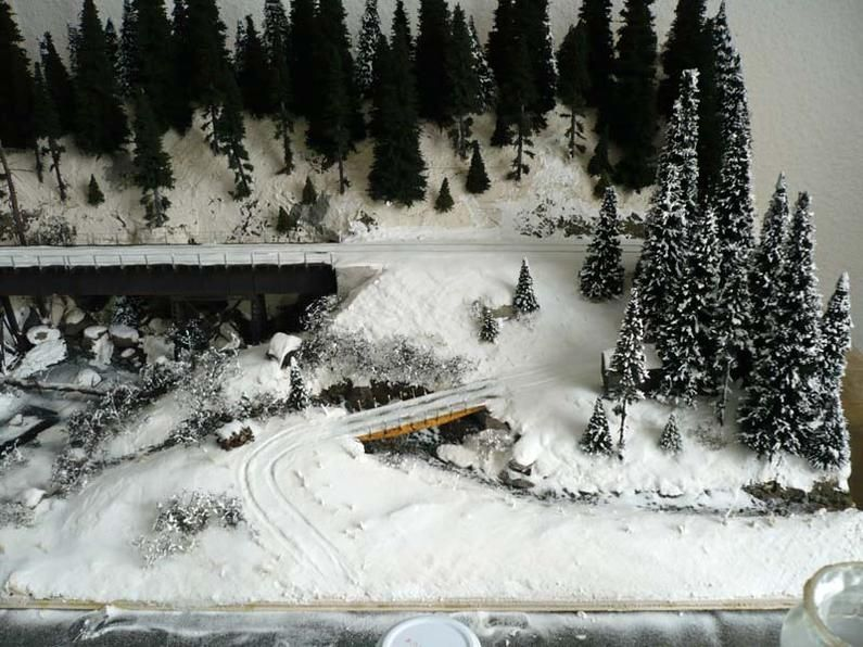 Ho Scale Christmas Train Set
