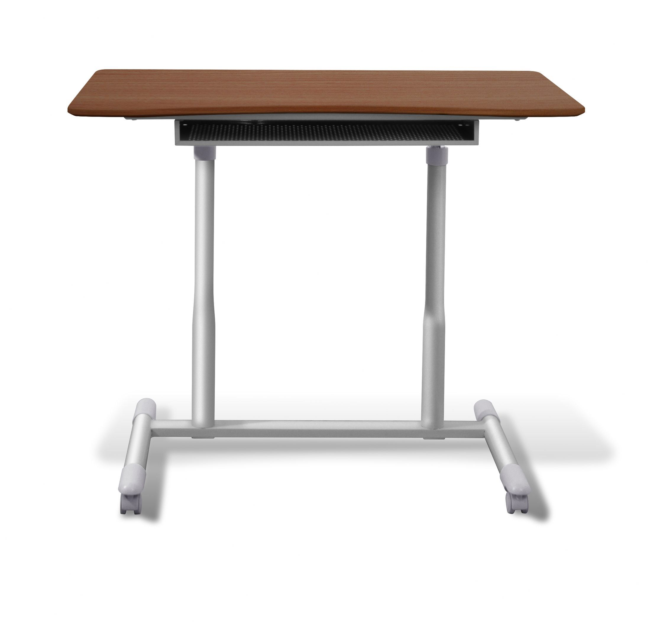 Ergonomics height adjustable stand up desk day job pinterest