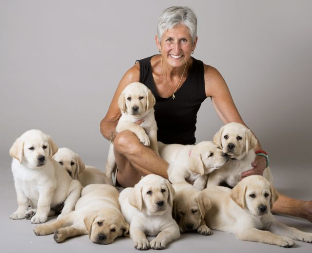 California Photographer Helps Others Through Canine Companions