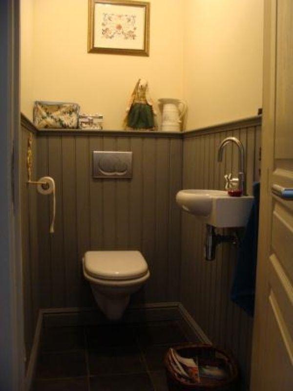 Inspiratie toilet inrichting google zoeken landelijk toilet pinterest - Deco van wc ...