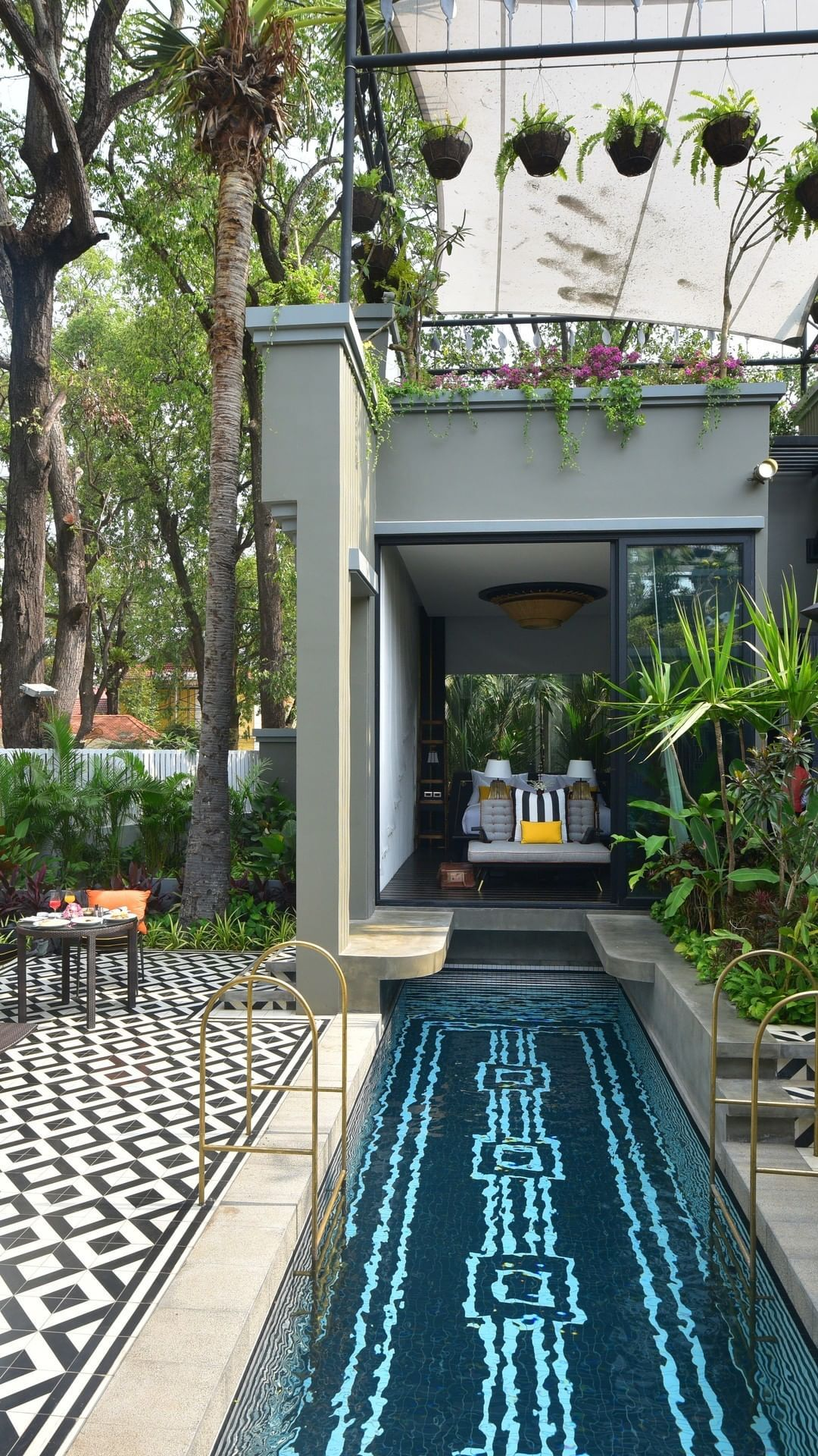 Shinta Mani Angkor | A Bensley Collection  The truly Cambodian experience @shintamani_angkor_bensley #billbensley #BENSLEY #designedbybensley #hotel #resort #angkor #siemreap #cambodia