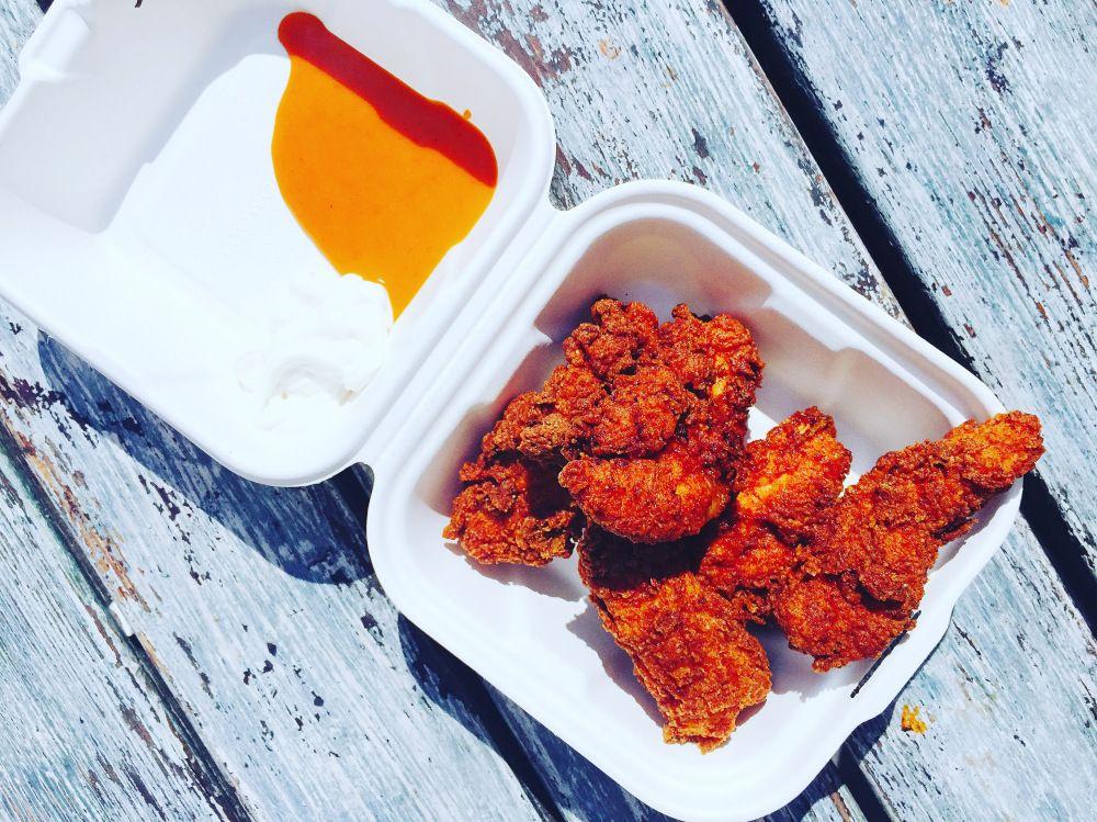 Mother Clucker Tea Brined Fried Chicken London Food Restaurants
