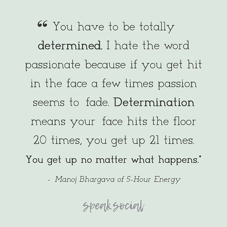 I LOVE this quote from Manoj Bhargava (Founder \ CEO of 5-Hour - ceo description