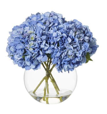 Hydrangea Vase |Country Hydrangeas Vase