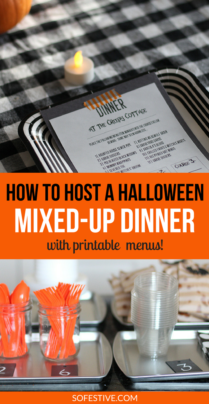 Lovely Halloween Dinner Party Ideas For Adults Part - 11: Halloween Ideas