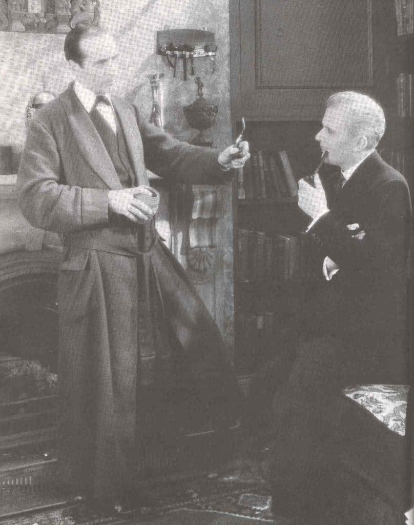 Arthur Wontner As Sherlock Holmes Sherlock Holmes Sherlock Holmesian