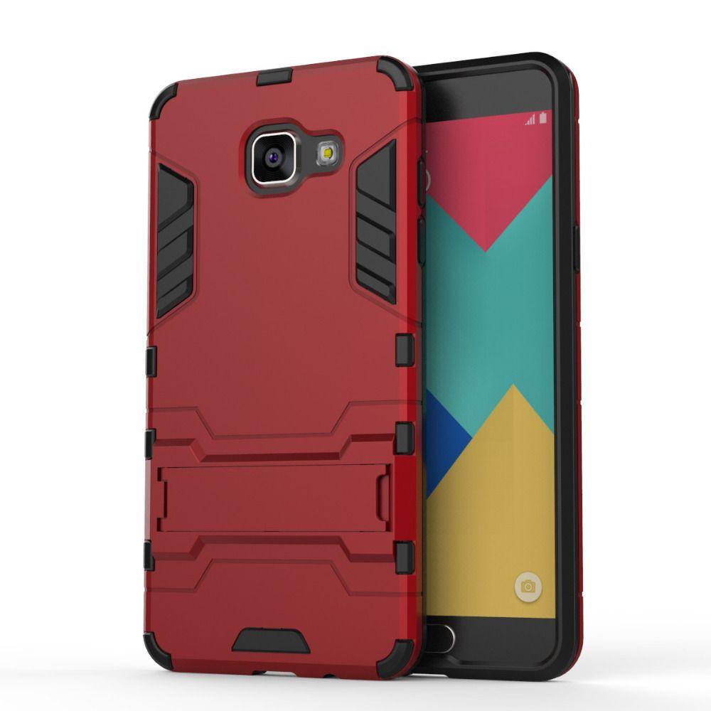 Armor Phone Case For Samsung Galaxy A5 2016 A510 Case Hard Rubber Us 3 19 Samsung Galaxy Cases Phone Protector Case Samsung Cases