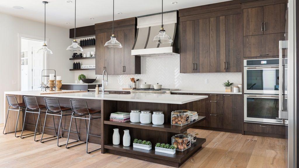 Best 2019 Modern Kitchen Cabinets – Various Sleek Warm And 400 x 300