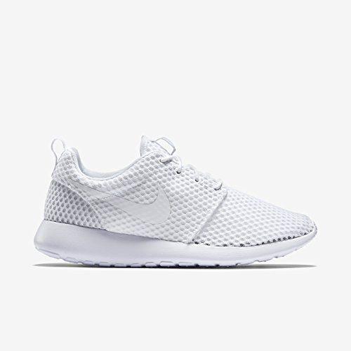 Nike 654888, Zapatillas para Hombre, Varios Colores (Marrón/Blanco (Hystck/SL-Gm Lght Brwn-Mtllc G)), 41 EU