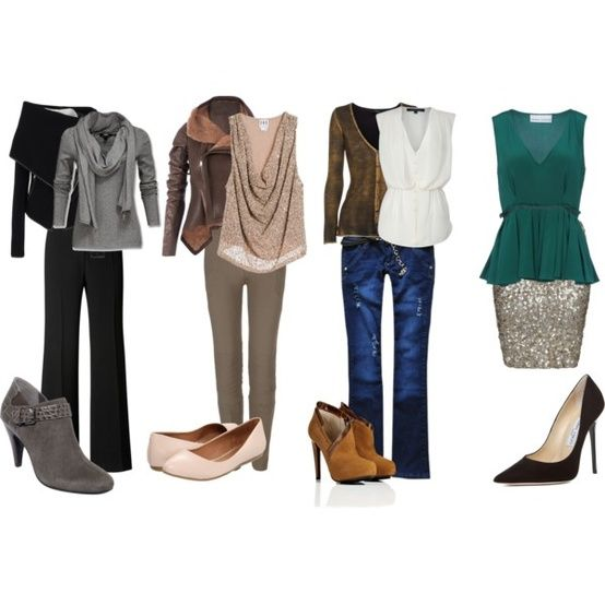 My Adventures In Fashion Dressing For Your Body Type Hourglass Body Shape Pinterest