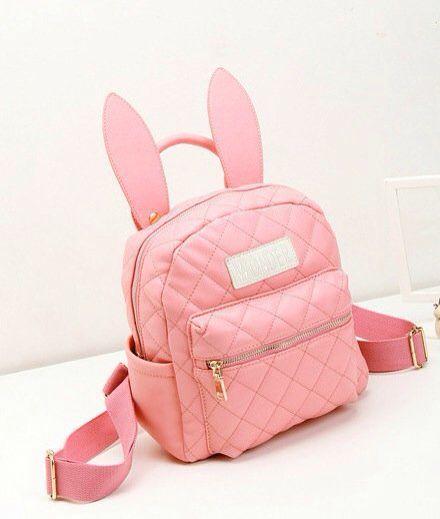 2d2555fd0 Mochila para niña | lindo en 2019 | Backpack bags, Kawaii bags y ...