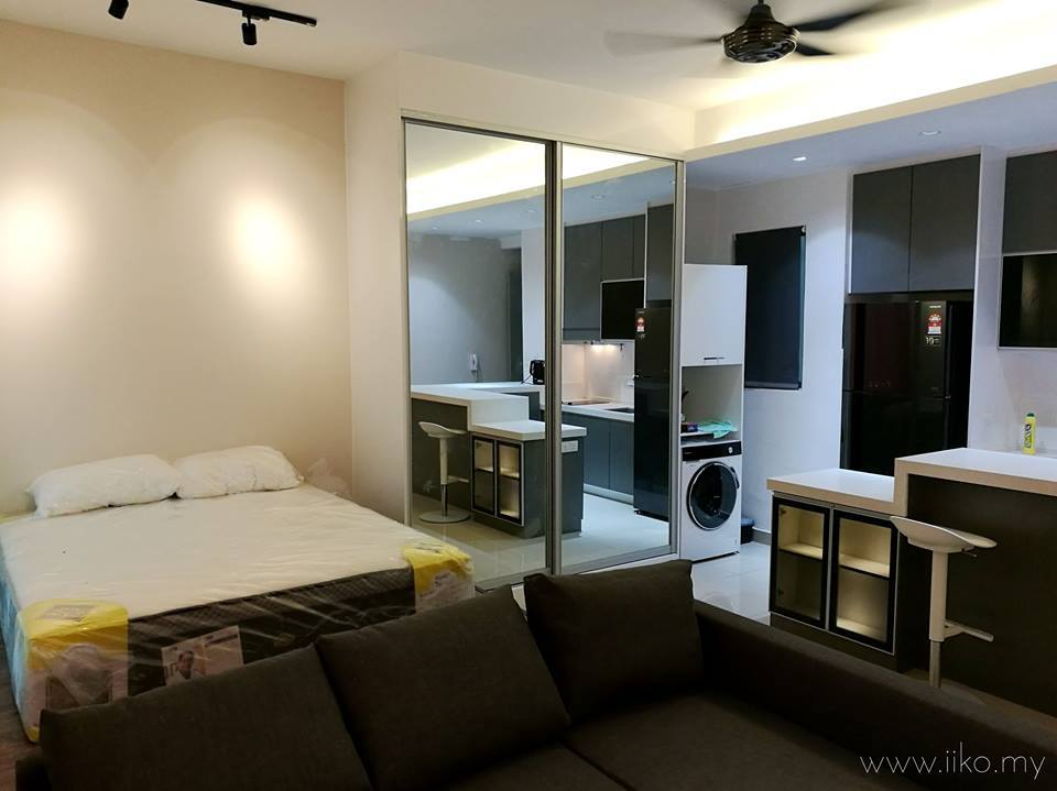 10 Small Apartment Interior Designs In Malaysia Small Apartment