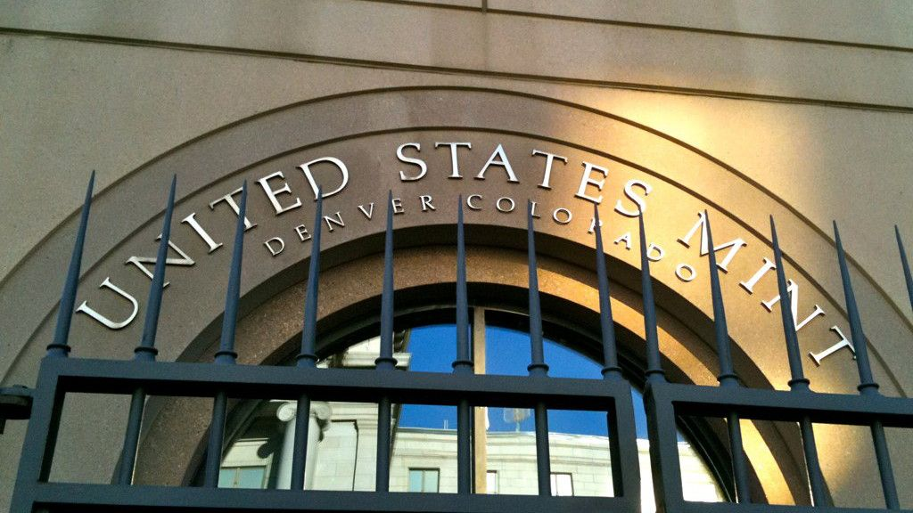United States Mint in Denver. Photo Laura Jean Tourist