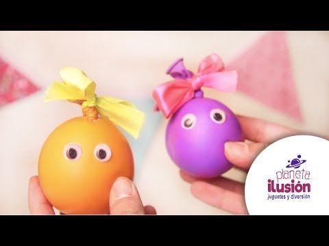 Globos De Las Emociones Juegos Educativos Para Ninos Youtube