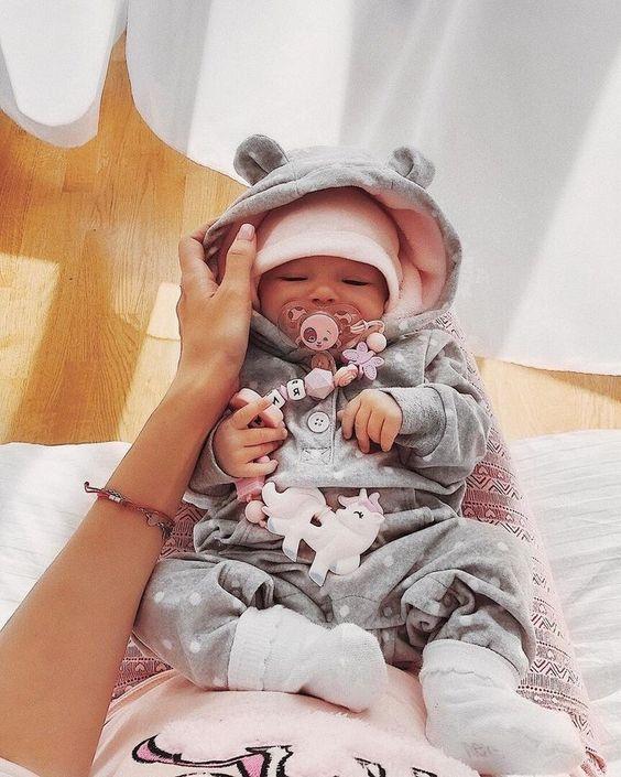 Pinterest Baby Tumblr Newborn Girl Trendy