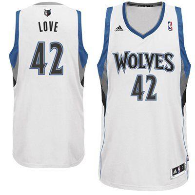 wholesale dealer 9ef76 f8fa9 adidas Kevin Love Minnesota Timberwolves Revolution 30 ...