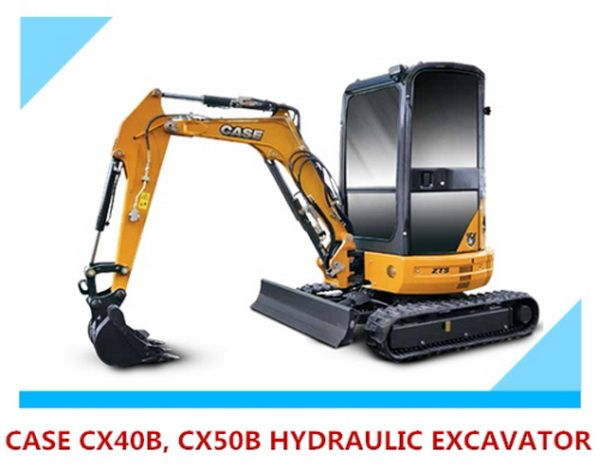 case wx145 wx165 wx185 hydraulic excavator service repair manual