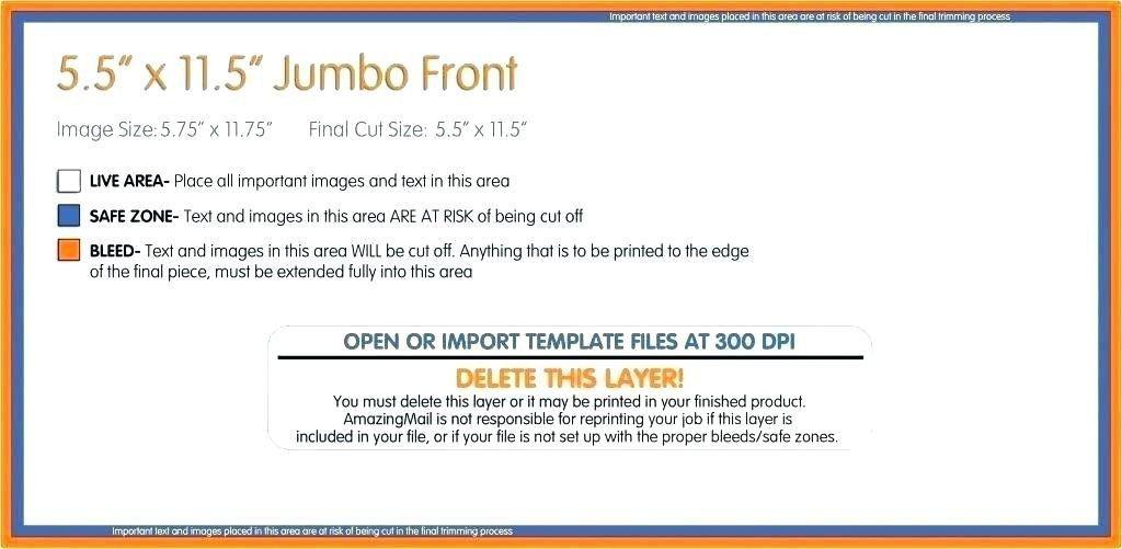6 X 9 Postcard Template 52 6 X 11 Postcard Postal Regulations Postcard Template Event Planning Template Templates