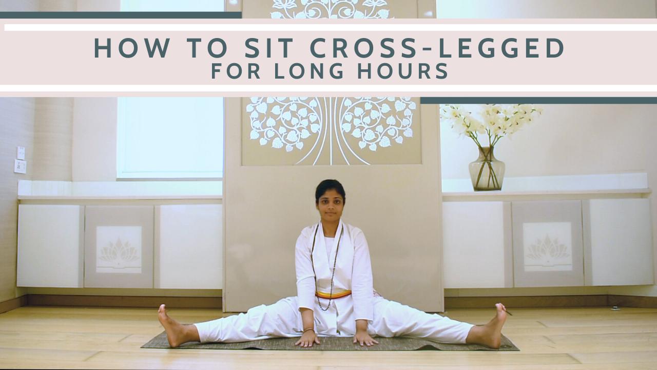 27+ Benefits of sitting cross legged inspirations