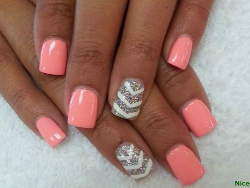 Nice Nail Design For Cruise Mexican Riviera Cruise Pinterest