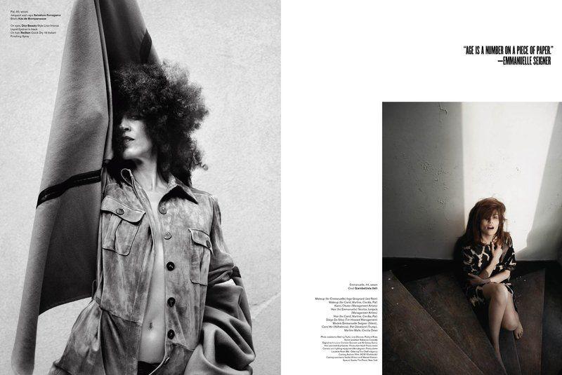 Working Girls (V Magazine)