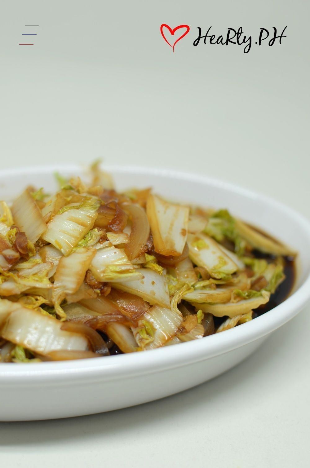 Stir Fry Napa Cabbage Hearty Ph Cabbagestirfry Inspired By Food Network En 2020 Recetas De Col Rellena Repollo Repollo De Napa