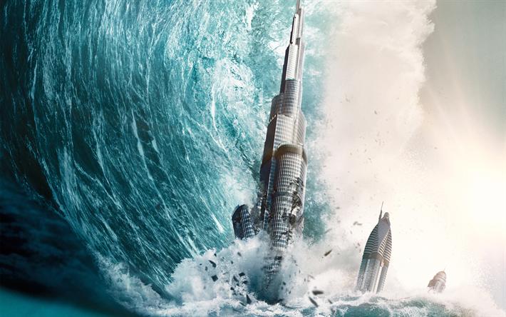 Download wallpapers Geostorm, 4k, poster, 2017 movie