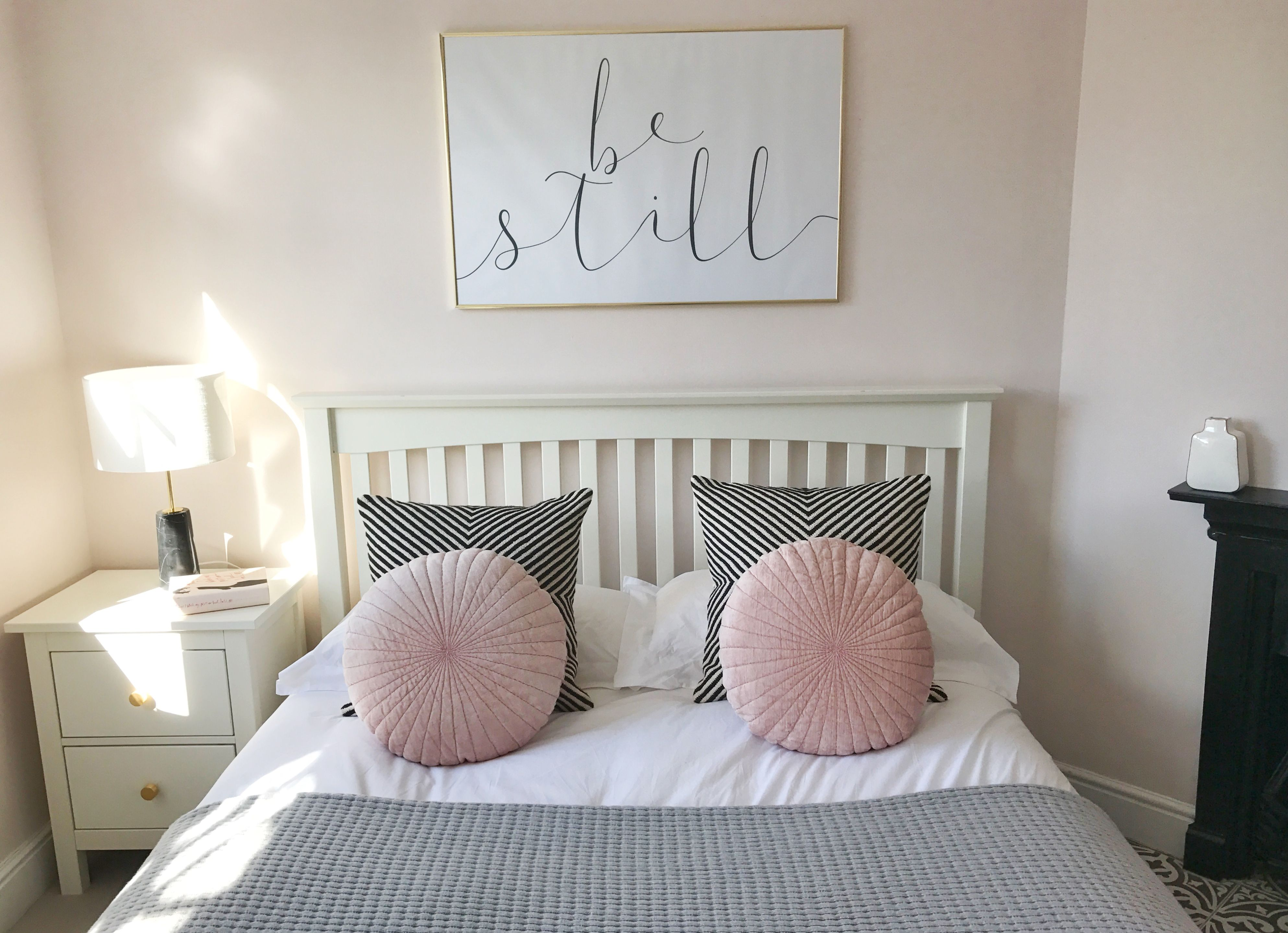 idee deco chambre rose blush