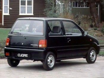 Daihatsu Cuore 3 Door L201 1991 95