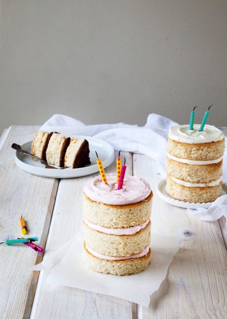 16 Best Birthday Cake Recipes Mini Cakes Birthday Cakes And Cake