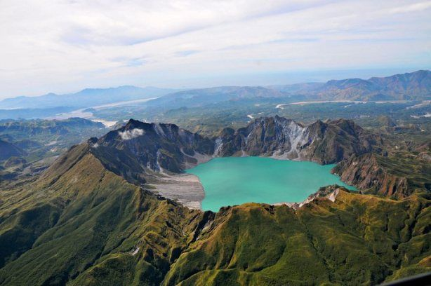 Image result for Mount Pinatubo