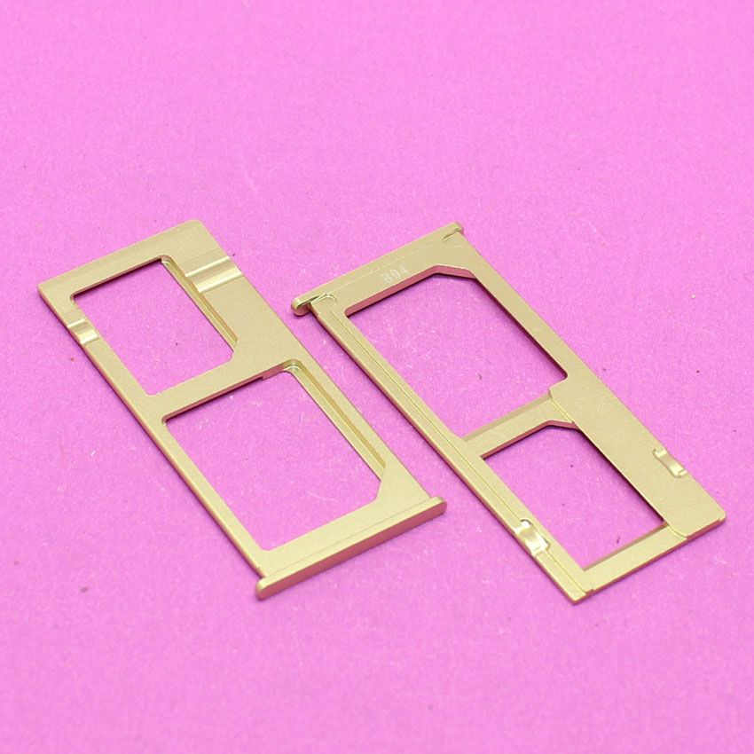 >> Click to Buy << Golden sim card socket memory card reader holder slot tray connector for Xiaomi Note Cell phone #Affiliate