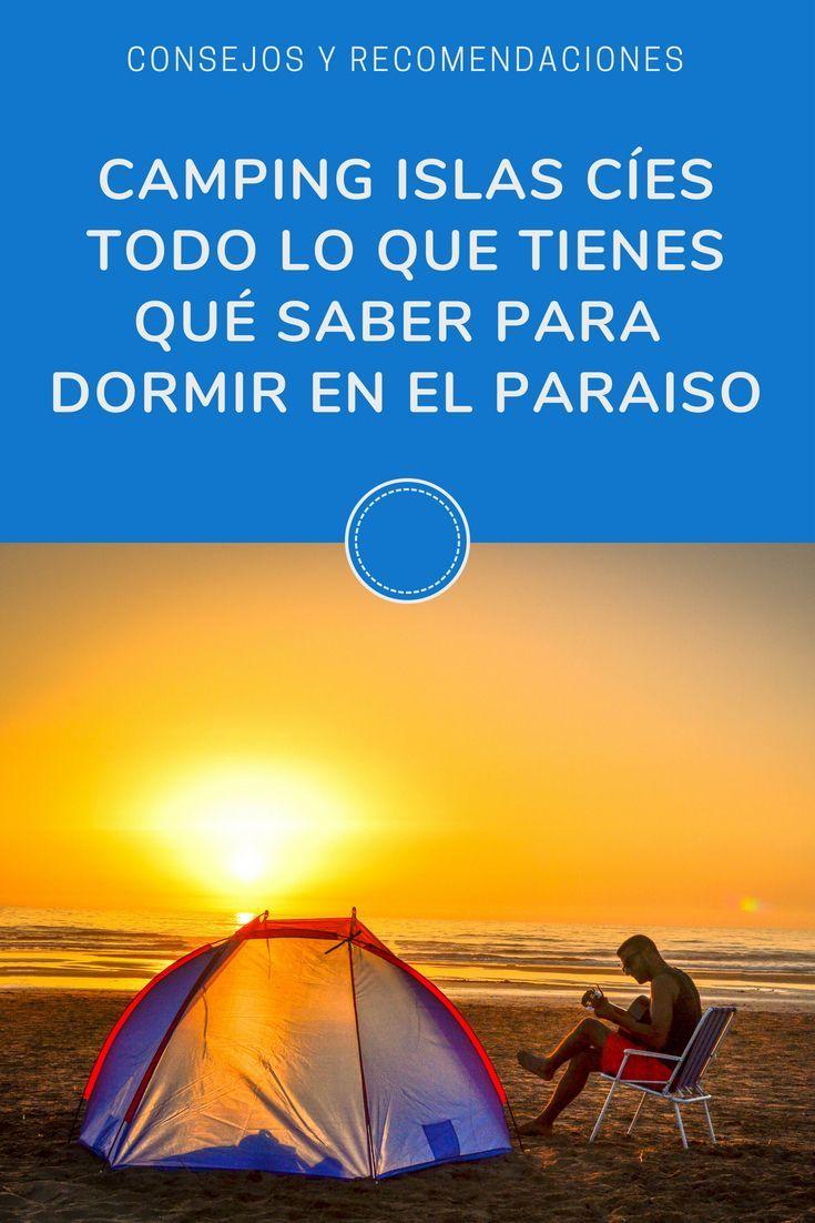 Camping Islas Cíes: ® Reservas, TARIFAS 2019, Restaurante. ¡OJO!